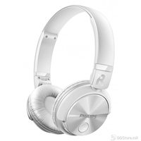 Headphones Philips Bluetooth SHB3060 White