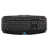 Keyboard Zalman ZM-K300M Multimedia USB Black
