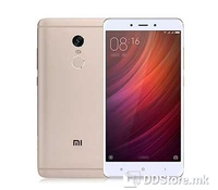 Xiaomi Redmi Note 4 Pro/16GB ROM/2GB RAM, Gold Color, Dual SIM, 5.5 inches (~72.7% screen-to-body ratio), Resolution: 1080 x 1920 pixels (~401 ppi pixel density), IPS LCD capacitive touchscreen, 16M colors, Chipset: Mediatek MT6797 Helio X20, CPU: De