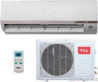 TCL TAC-12CHSC 12000BTU, Климатизер, R407C Ecological Gas, Cooling 3.5KW and Heating 3.7KW, LED Display, Ionizator