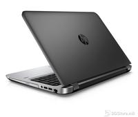 """HP NB ProBook 450 G4, Intel Core i5-7200U (up to 3.10 GHz, 3M Cache), 15.6"""" LED Full HD Anti-Glare (1920x1080), 4GB DDR4, 500 GB HDD, Intel HD Graphics, DVD+/-RW Supermulti, Wireless, BT, Webcam, FreeDOS, FPR, Black, 1Y"""