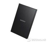 "SONY HD-B1BEU, External HDD 2.5"" 1TB, USB 3.0, Black"