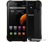 "Blackview BV5000 Smartphone Black, 5"" HD IPS, 4G LTE, Dual SIM, 2GB RAM, Resolution: 1280 x 720, 3G: WCDMA 900 / 2100, CPU: Quad-core Mt6735 ARM Cortext – A53 1.0GHz, GPU: Mali T720, Internal Memory: 16GB, Card slot: microSD, up to 32GB, RAM: 2GB,"