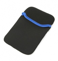 "Tablet Sleeve Platinet 7"" California Black/Blue"