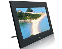 "Photo Frame LCD LDK 7"" DPF700 Black HiRes 800x480"