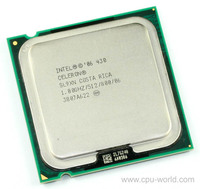 Intel® Celeron® D Processor 352  (512K Cache, 3.20 GHz, 533 MHz FSB) Tray
