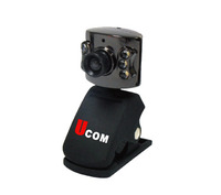 Ucom UC-158 5.0 Mega pixels Web Camera with microphone