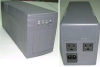 Weli Science PS-500VA 250W Line interactive UPS+ AVR, Microprocessor control (Shuko outlet x2), Battery 12V4AH