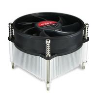 SP515S0 QuadroFlow VII 775 Intel Cooler / 26 dBA / Sleeve bearing / 45.1 CFM at 2,400 RPM / 0.297 °C/W