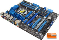 MB Asus P8P67 DELUXE <REV 3.0> Xtreme Power Phase Digital 16+2 Phase, CPU Scoket LGA1155, Chipset Intel P67 N/A, System Bus N, Memory 4DDR3(Dual Channel) DDR3 2400(O.C.)/2133(O.C.)/1866(O.C.)/1600/1333/1066, Onboard VGA N, share MEM. N, Output None, EPU Y
