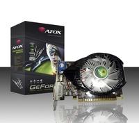 VGA AFOX NVIDIA GT440 PCI-E 1GB DDR3 128bit, Chipset GTS440  750MHz Core Clock, Memory clock 1333MHz, HDMI, DVI, VGA, AF440-1024D3L2