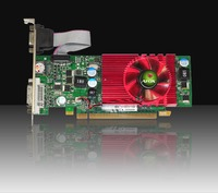 VGA AFOX (AF220-1024D3L3) NVIDIA GT220 PCI-E 1GB DDR3 128bit, Chipset GT220  550MHz Core Clock