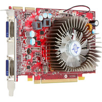 AMD Radeon HD4670  PCI-EX Core/Memory 750MHz Core 512MB GDDR3 2000MHz Memory Video Output FunctionDual-link DVI-I x
