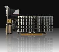 AFOX ATI HD5450 PCI-E 1GB DDR3 64bit, Chipset HD5450  650MHz Core Clock, Memory clock 1066MHz, HDMI, DVI, VGA, AF5450-1024D3L3