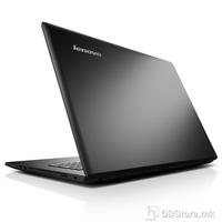 """Notebook Lenovo 300-17ISK i7-6500U/4GB/1TB/R5 M330 2GB/DVDRW/17.3"""" HD/Black/DOS"""