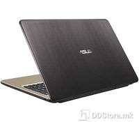 ASUS X540SA-XX666D (BLACK), Intel Quad-Core Celeron N3160 Processor (1.6-2.24GHz, 2M Cache, 6W, 14nm), 4GB DDR3 1600MHz (on-board), 128GB SSD, N/A, Intel HD Graphics (Braswell), BT4.0, Black IMR chassis with hairline pattern, 3xUSB (1xType C), HDMI 1