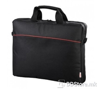 "Hama 101216 ""Tortuga"" Notebook Bag, for display sizes up to 40 cm (15.6""), Color: Black, Material: Polyester"