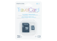 Memorex mini SD Travel card 2GB 331096