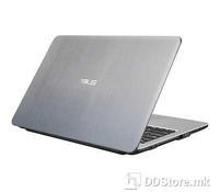 ASUS X540LJ-XX564D (SILVER), Intel Core i3-5005U Broadwell (2.0GHz, 3M Cache, 14nm, 2cores/4threads), 4GB DDR3 1600MHz (on-board), 500GB 5400rpm, DVD SuperMulti, NVIDIA GeForce 920M (N16V-GM-S) 2GB DDR3, BT4.0, Silver IMR chassis with hairline patter