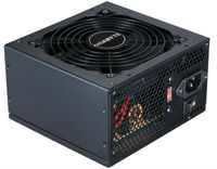 PSU 480W Gigabyte Hercules Pro 480, Silent 12cm Fan, Real Power, Black