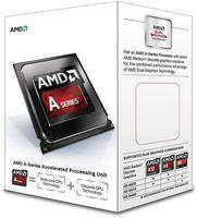 AMD® A4-6300 (3.7Ghz w/Radeon HD8370D FM2) BOX