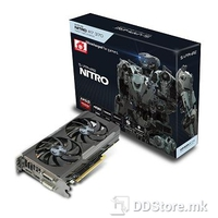NITRO R7 370X OC   2G GDDR5, 256bit, DVI-I, DVI-D, HDMI, DP