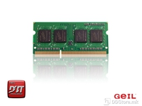SODIMM Notebook Memory Geil 4GB CL16 DDR4 2400MHz