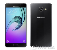 Samsung SM-A510F Galaxy A5 2016 Cat6 LTE, Saphire Black, 5.2 inches (72.5% screen-to-body ratio), 1.080 x 1.920 pixels (424 ppi pixel density), Super AMOLED capacitive touchscreen, 16 Millions colors, Multitouch, Corning Gorilla Glass 4 back panel, P