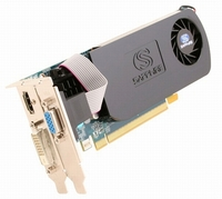 ATI Radeon HD6670  PCI-EX2.0 1024MB GDDR5 128bit, 800/4000MHz, HDMI/DVI/VGA, Dual Slot Fan Cooler, Lite Retail, HD3D Technology