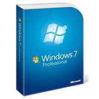 Microsoft Windows 7 Professional SP1 32-Bit English 1PK DSP OEI