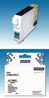 Cart. Hantol T0801 Black Epson compatible R265/R285/P50