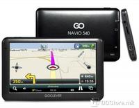"GPS Navigator GOCLEVER NAVIO 540 5.0"" Full Europe Maps"