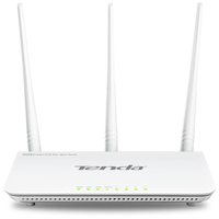 Tenda Wireless N Router 300Mbps F303 w/3 Antennas
