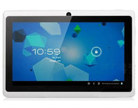 "Tablet PC Firefly R7200 White Quad Core 1.2 GHz/512MB/8GB/7"" HD 1280x800/2xCam/A4.4"