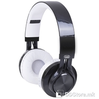 Bluetooth Headset with FM/MP3 player Trevi DJ 1300 BTR  White