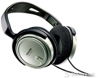 Headphones Philips SHP2500 Stereo Corded Silver