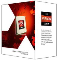 AMD FX-6300 3.50GHz up to 4.10GHz, 6MB Cache and 8MB Associative shared Cache, 95W, Socket AM3+, 64-bit, Core Name Vishera, 6 Cores, 6 Threats, Memory Controler Dual-channel DDR3 1866, BOX, FD6300FWMHKBOX