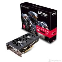 NITRO+ RX 470 OC   8G GDDR5, 1260MHz (1121MHz)/ 2000MHz, DUAL HDMI/ DVI-D/ DUAL DP, w/BP