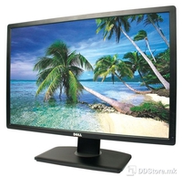 "DELL UltraSharp U2412M 24"" Professional series 1920x1200 WUXGA 16:10 Silver/Black TCO 5.0 USB Hub DisplayPort, VGA DVI"