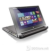 "Lenovo  Flex 10 Win8.1Pro N2807 (1,58GHz 1MB) 10,1"" (1366 x 768) Touchscreen 500GB 2GB Intel HD, Brown"