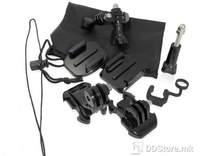 Mediacom Bag of Mounts for GoPro and other Sportcams