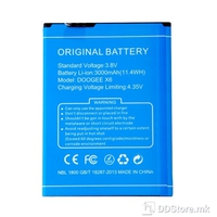 Li-ion Battery DOOGEE X6