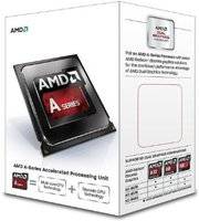 AMD® A4-6300 (1M Cache, up to 3.9 GHz) BOX, AD6300OKHLBOX