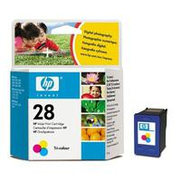 HP HEWLETT-PACKARD, Tinta, Tri-colour, 8 ml, 190 str., za HP Deskjet 3320/3325/3420/3425 series/3520/3535/3550/3745/3645/3647/3650/3845/5100/5600 series/5850/HP Officejet 4105/4110/4215/4219/4252/4255/6110/HP PSC 1100/1200/1205/1210/1215/1217/