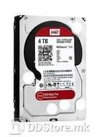 "HDD WD 3.5"" 4TB 64MB SATA III, RED PRO, 7200rpm"