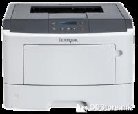 LEXMARK LEXMARK MS312DN, A4 Mono Laser, 33ppm, 800MHz, 128MB, Ethernet, Duplex, Parallel, DC 50K
