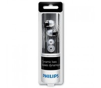 Philips SHE3590BK/10, In-Ear Headphones, Black