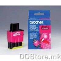 Brother Cartrige LC900MYJ1 Magenta (400 str.) for FAX-1835C/1840C/1940CN/2440C, MFC-3240C/3340CN/5440CN/5840CN, DCP-110C/115C/120C/310CN/315CN/340CW, MFC-210C/215C/410CN/425CN/620CN/640CW/820CW