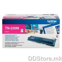 Brother Toner TN230M Magenta (crven - do 1400 str.) for HL-3040CN/3070CW, DCP-9010CN, MFC-9120CN/9320CW