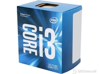 Intel Proccessor Core i3-7100 3.9GHz Kaby Lake, 3MB, 8 GT/s, 14nm, LGA1151, 51W, Box